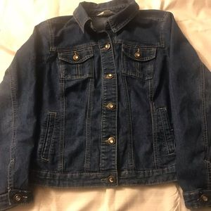 Christopher&Banks - Denim Jacket - Sz. MP